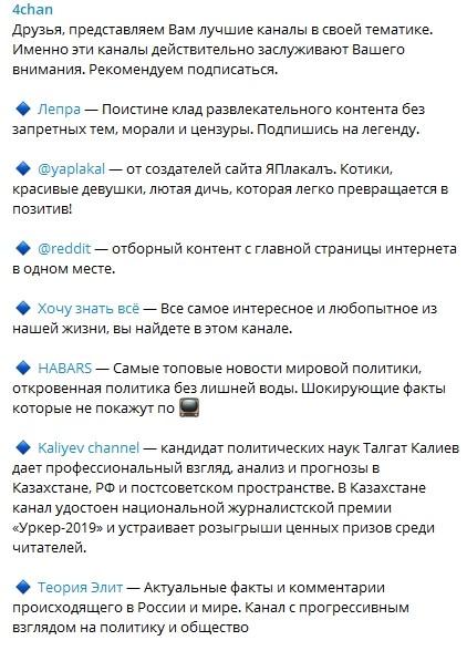 Продвижение Телеграм-канала через подборки