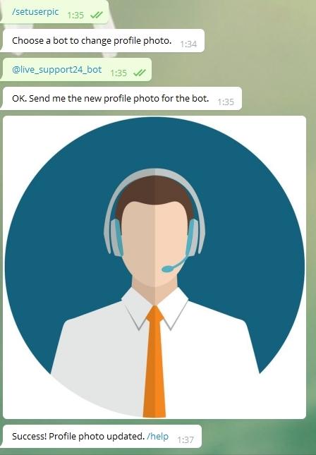 Создаем бот обратной связи в Телеграм