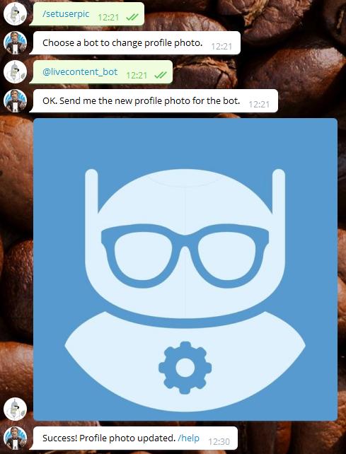 Создаем бот для сбора контента от подписчиков