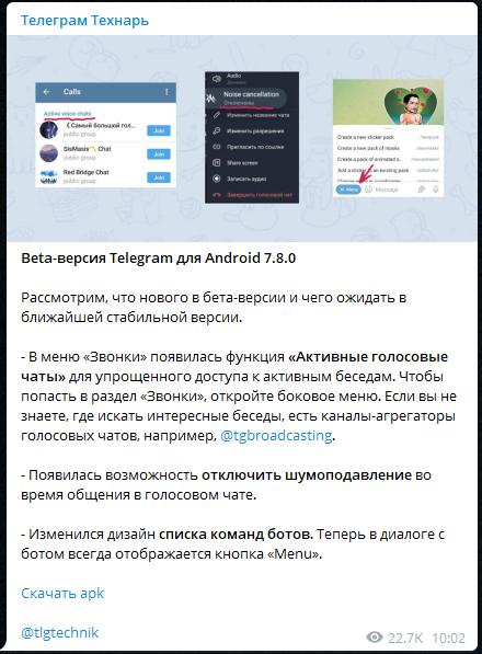Оформление канала в Телеграм, тексты постов